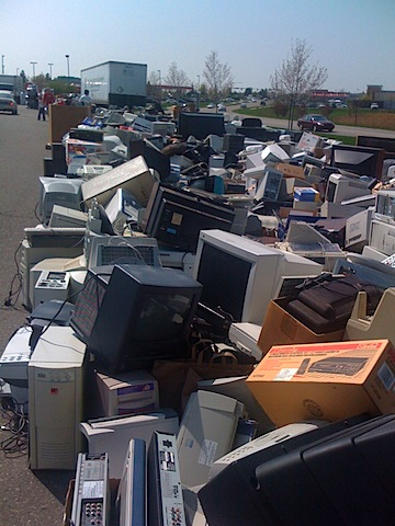 Electronic Waste at Best Buy